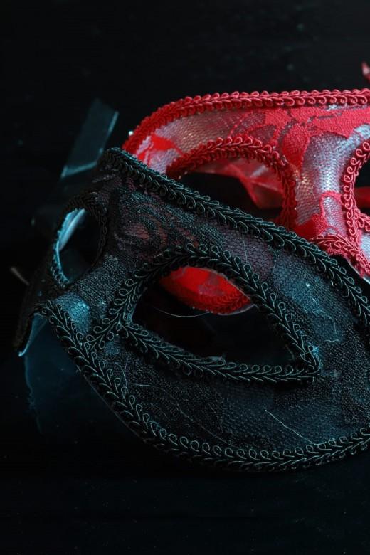 Vip Club Fantezi Maskesi 604